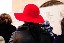Free Red Hat Royalty Free Stock Photography - 17259497
