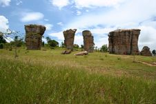 Free Stonehenge Of Thailand Royalty Free Stock Photography - 17259777