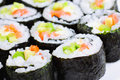 Free Japanese Sushi Stock Images - 17261694