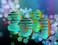 Free 2011 Colorful Background Royalty Free Stock Image - 17263316