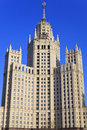Free Stalin S Empire Style Building Royalty Free Stock Photography - 17269047