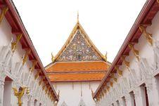 Free Wat Thai Royalty Free Stock Images - 17260149