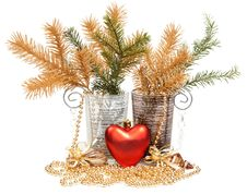 Free Christmas Still Life Stock Images - 17260524