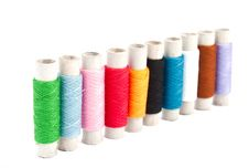 Free Sewing Thread Stock Photo - 17261260