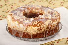 Free Pumpkin Cake Royalty Free Stock Photo - 17262845