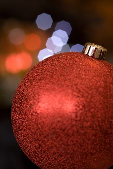 Free Xmas Decorations Royalty Free Stock Images - 17263249