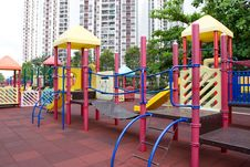 Free Children Playground Stock Image - 17263541