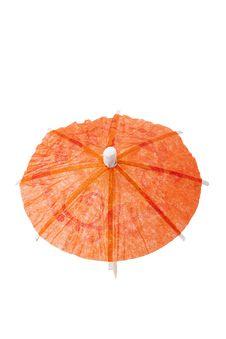 Free Paper Umbrella Stock Photography - 17264742