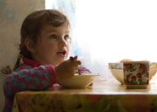 Free Little Girl Stock Photos - 17265733