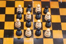 Free Chess Figures Stock Images - 17268674