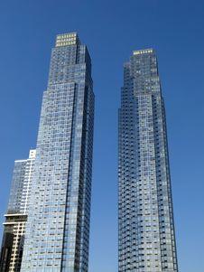 Free Modern Skyscrapers Stock Photos - 17268913