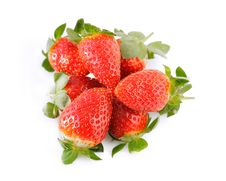 Free Strawberries Royalty Free Stock Image - 17268986