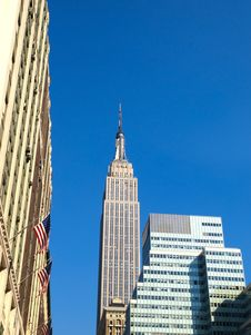 Free Buildings Of New York Royalty Free Stock Photos - 17269078