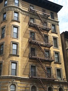 Free Old House In Manhattan Stock Photos - 17269103