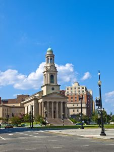 Free National City Christian Church, Washington DC Stock Photography - 17269452
