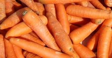 Free Carrots Royalty Free Stock Photography - 17269637