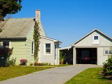 Free Amish House Lancaster USA Royalty Free Stock Images - 17269639