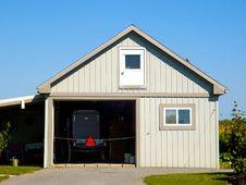Free Amish Farm, Lancaster USA Stock Image - 17269721