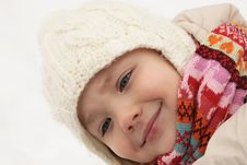Free Winter Child Stock Photo - 17269730