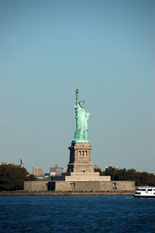 Free Statue Of Liberty Royalty Free Stock Photography - 17270547