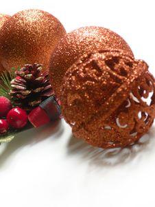 Free Christmas Ornament Stock Photography - 17270872