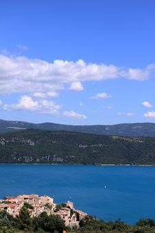 Free Lac De Sainte-Croix Stock Image - 17271851