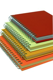 Free Note Book Stock Photography - 17271972