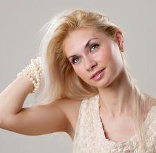 Free Beautiful Blond Royalty Free Stock Image - 17272506