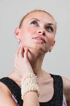 Free Woman Thinking Stock Photos - 17272553