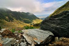 Free Road In The Mountains - Transfagarasan Stock Photos - 17274703