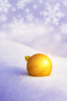Free Christmas Ornament Stock Photography - 17274962