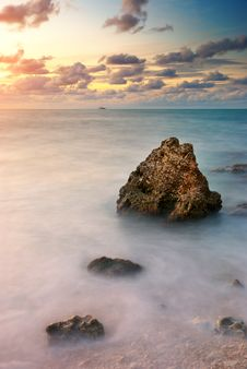 Free Beautiful Seascape Stock Photo - 17275530