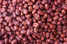 Chinese Dates Stock Photo
