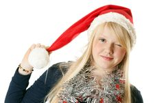 Free A Beautiful Young Blonde Stock Photo - 17276190