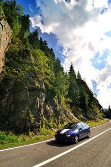 Free Road In The Mountains - Transfagarasan Stock Photos - 17276513