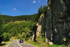 Free Road In The Mountains - Transfagarasan Stock Photo - 17276550