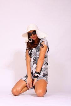 Free Summer Girl Stock Image - 17276651