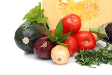 Free Raw Vegetables. Royalty Free Stock Images - 17277019