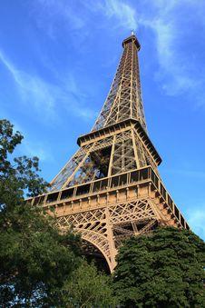 Free Tour Eiffel Royalty Free Stock Photo - 17277345