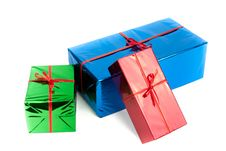 Free Gift Boxes Royalty Free Stock Photography - 17277937