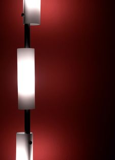 Free Lamp Pole Royalty Free Stock Photography - 17278417