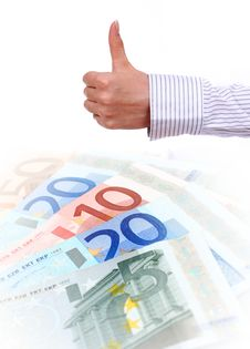 Money Concept. Royalty Free Stock Photography