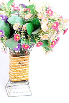Free Artificial Flowers Royalty Free Stock Images - 17279169