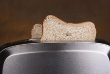 Free Toaster Royalty Free Stock Photo - 17279465