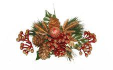 Free Christmas Arrangement Royalty Free Stock Photos - 17279878