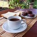 Free Cup Of Coffee Royalty Free Stock Photo - 17288805