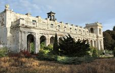 Free Treatham Gardens Old Building Ruin Royalty Free Stock Photography - 17280017