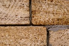 Free Fragment Of Brick Wall Stock Image - 17280951