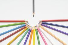 Free Crayons Stock Photo - 17281380