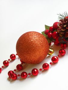 Free Christmas Ornament Stock Photos - 17282223